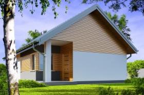 Dom energooszczędny CL70