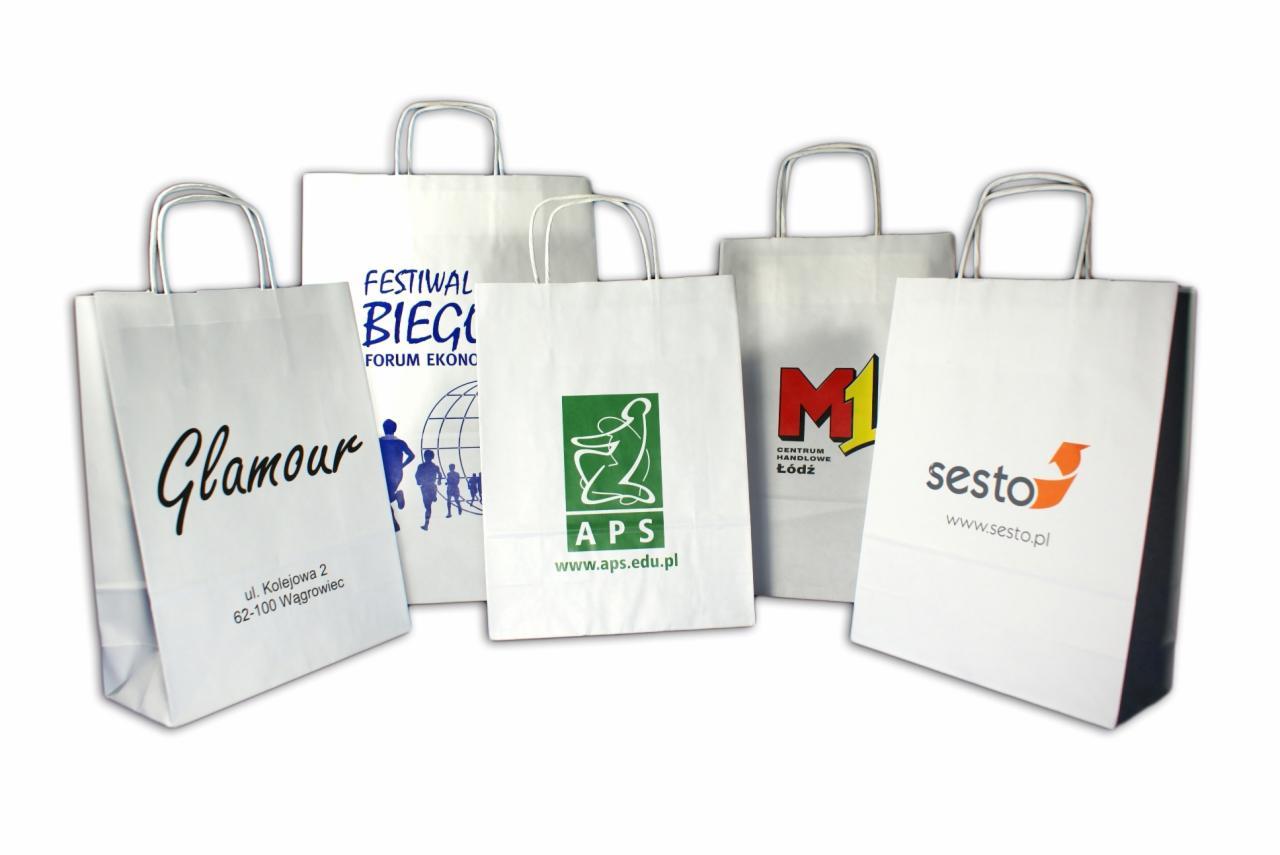 b11843fb0114e Torby ekologiczne, torby reklamowe, torby papierowe z nadrukiem,  laminowane, Wadowice 2