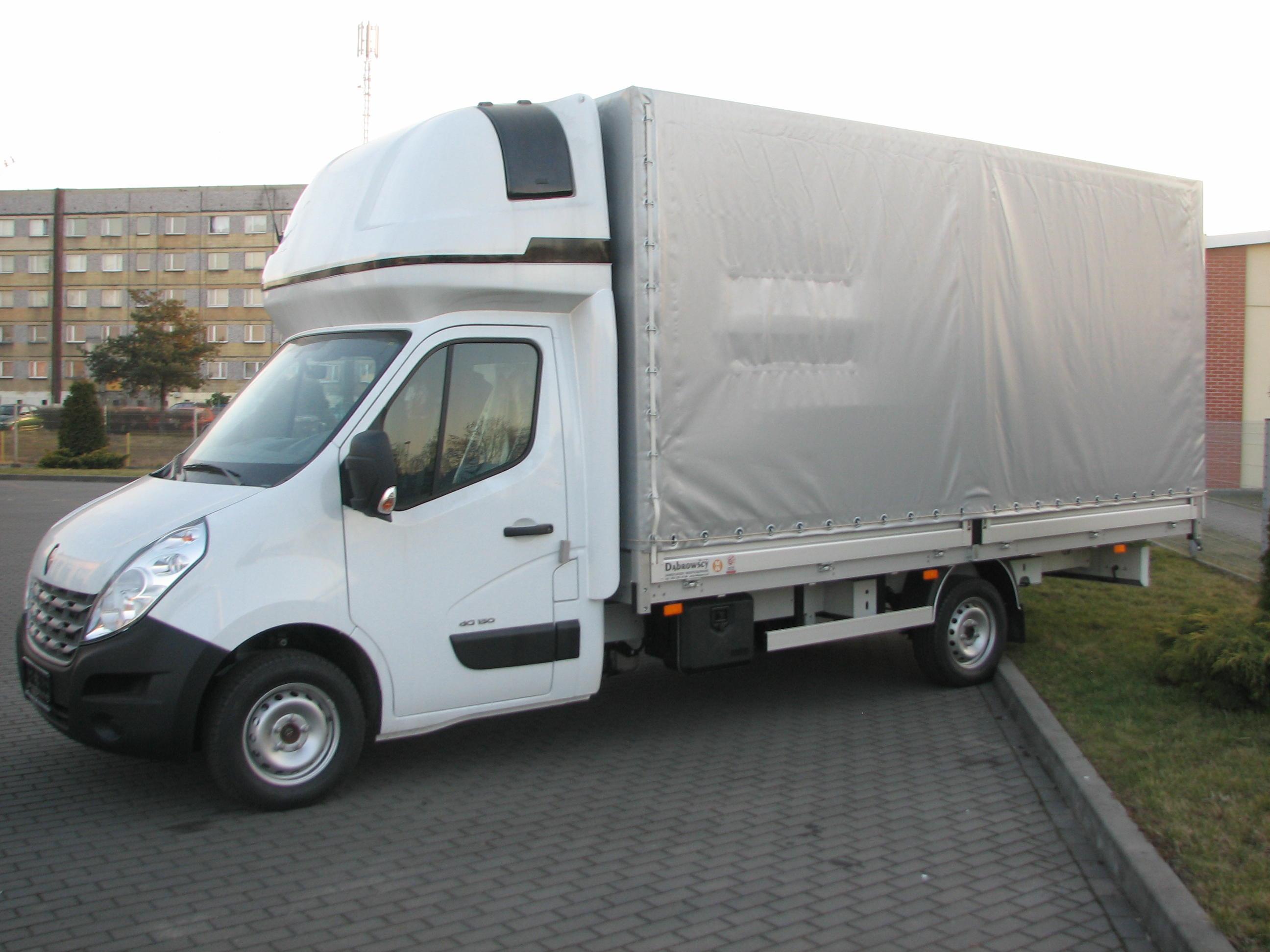 Nietypowy Okaz Renault Master 2.3 150KM | 10 europalet + sypialnia + webasto AV75