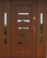 Drzwi drewniane zewnętrzne i wewnętrzne, Dąbrowa Rzeczycka, 2