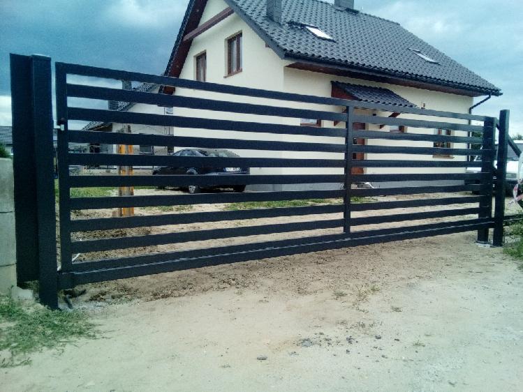 Wszystkie nowe Brama przesuwna - Oferta nr 125380 - Oferteo.pl UU05