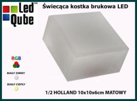 Świecąca kostka brukowa LED - HOLLAND 10x10 MAT lub TRANSPARENT, oferta