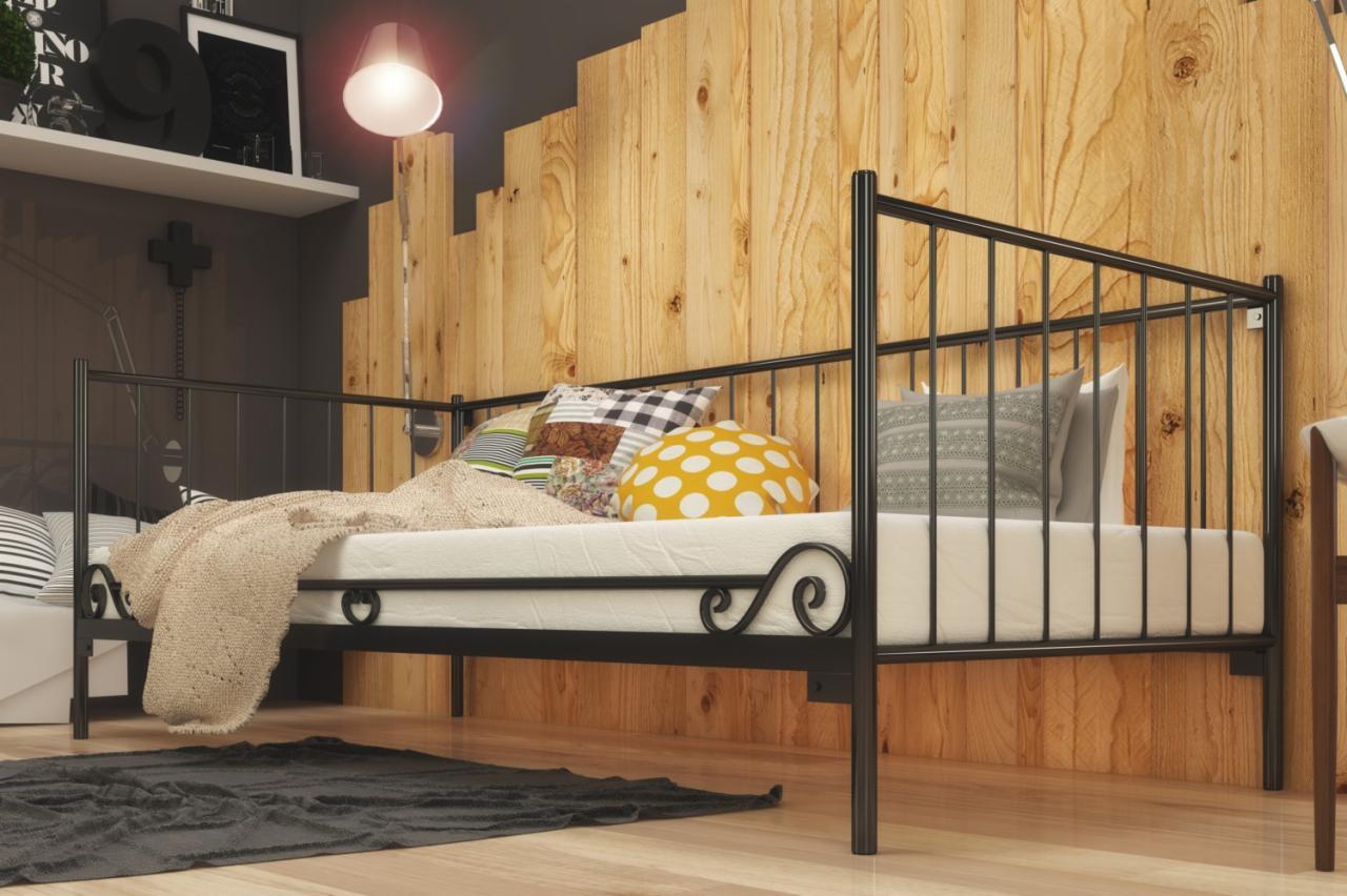 łóżka Metalowe I Kute Do Sypialni Salonu Młodzieżowe Grupa