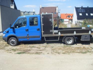 Transport zagraniczny z HDS do Niemiec, Belgii, Szwecji, Austrii., oferta