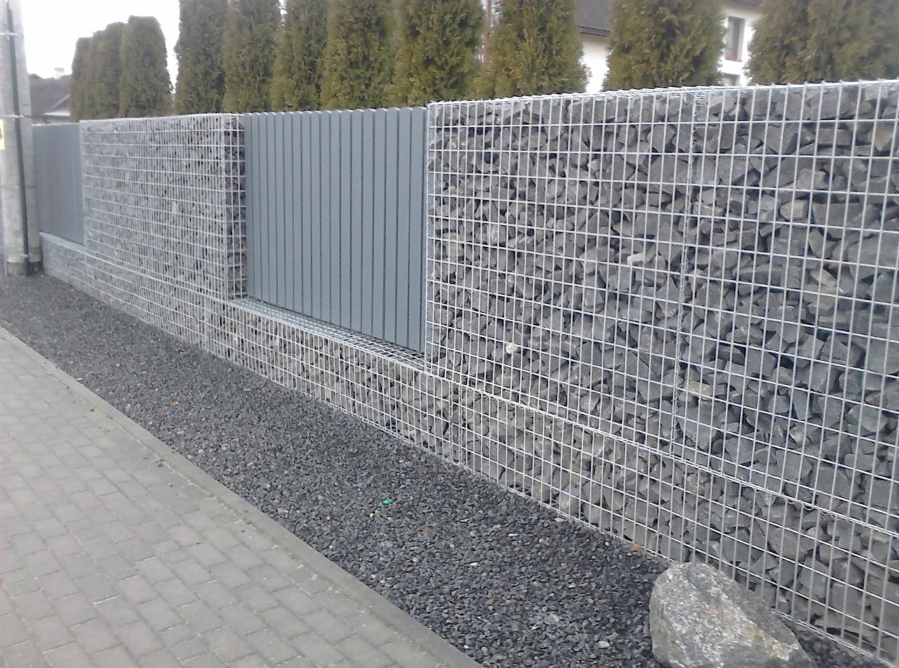 Wspaniały Ogrodzenia Gabionowe - Oferta nr 91174 - Oferteo.pl OT21