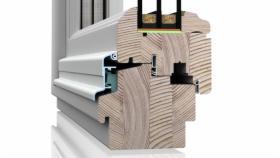 Okna drewniane sosna modrzew meranti DDF 92 DDR 92