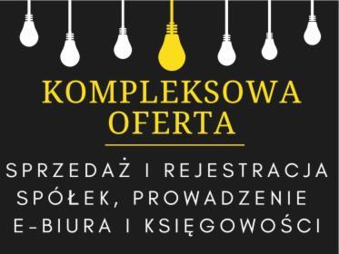 Sprzedam spółkę Kraków, gotowe spółki na sprzedaż. Spółki z czystą historią.