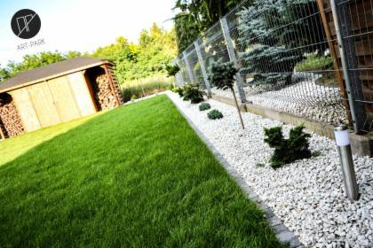 Kompleksowe projektowanie i zakładanie ogrodów