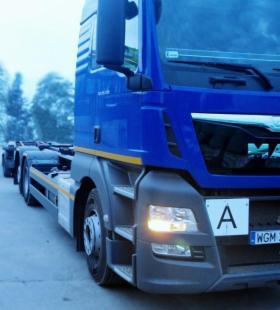 transport HAKOWCEM , również odpady., oferta