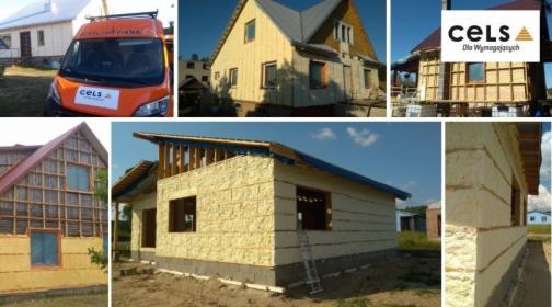 Termomodernizacje domów mieszkalnych, budynków inwentarskich, hal przemysłowych