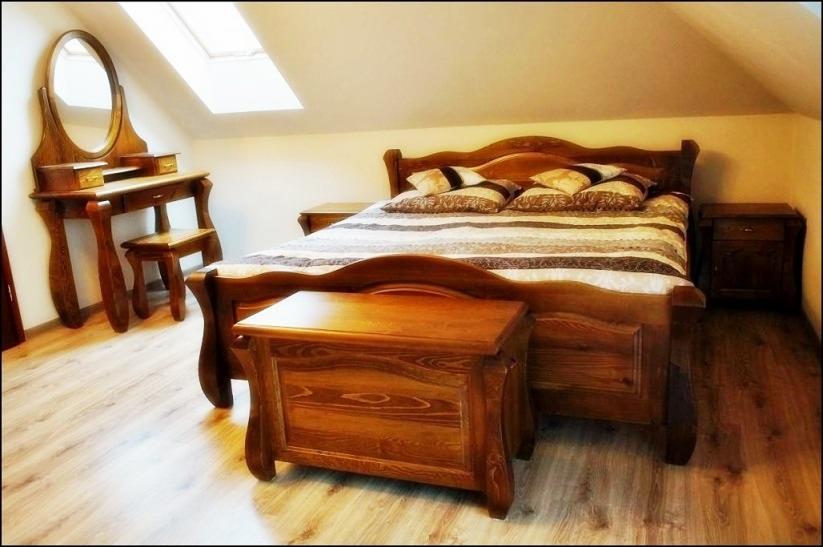 Nowe Meble Z Drewna Do Sypialni Meble Do Hoteli Restauracji Nowy