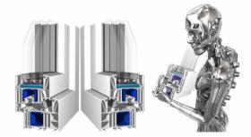 Okna PCV System bluEvolution 82
