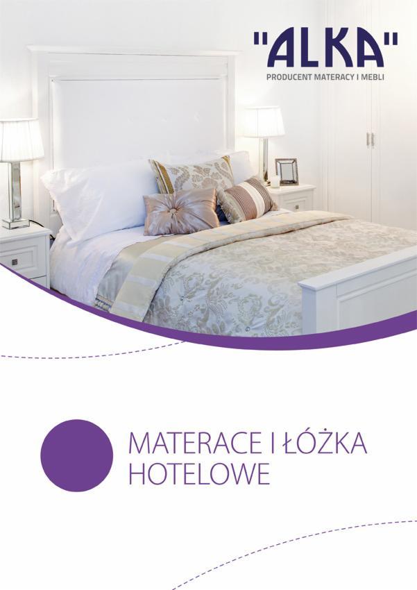 Materace I łóżka Hotelowe Oferta Nr100045 Oferteopl