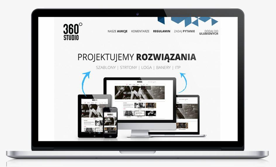 e3cd730acf0e41 Projektowanie Stron WWW, Responsywna Strona Internetowa WWW, Kraków ...