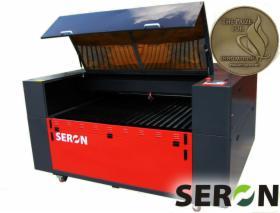 Ploter Laserowy SERON SL 1512, Grawerka, Laser CNC (150x120 cm)