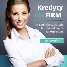 Kredyt dla Firm do 500 tyś.