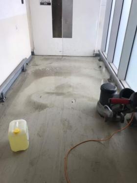 Maszynowe czyszczenie podłóg