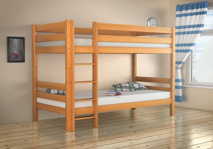 łóżko Piętrowe Bukowe Rozdrazew Oferta Nr121318 Oferteopl