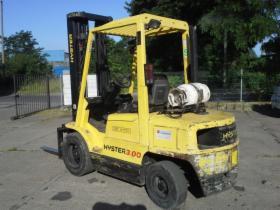 Wózek widłowy HYSTER H3.00XMX, 3000 kg, rok 2001, LPG, Jelcz-Laskowice, oferta