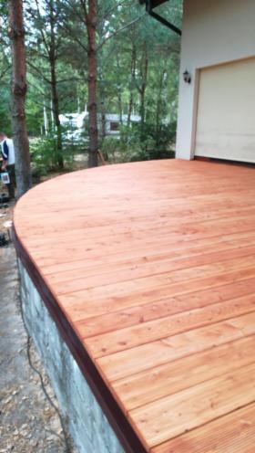 Konstrukcje z drewna, oferta