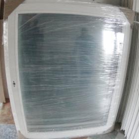 okno drewniane jednoramowe 1170x1450 mm