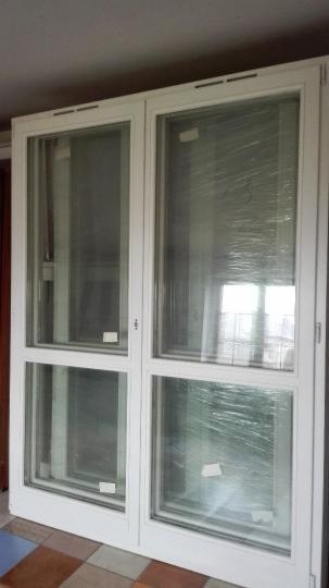 W Mega Okno balkonowe drewniane 1770x2310 mm, Prostki - Oferta nr102944 PZ45