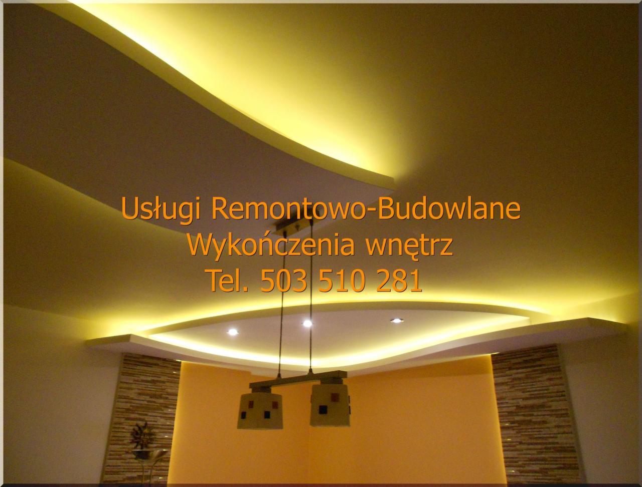 Sufity Podwieszane G K Zabudowy Dekoracyjne G K Oferta Nr 67124