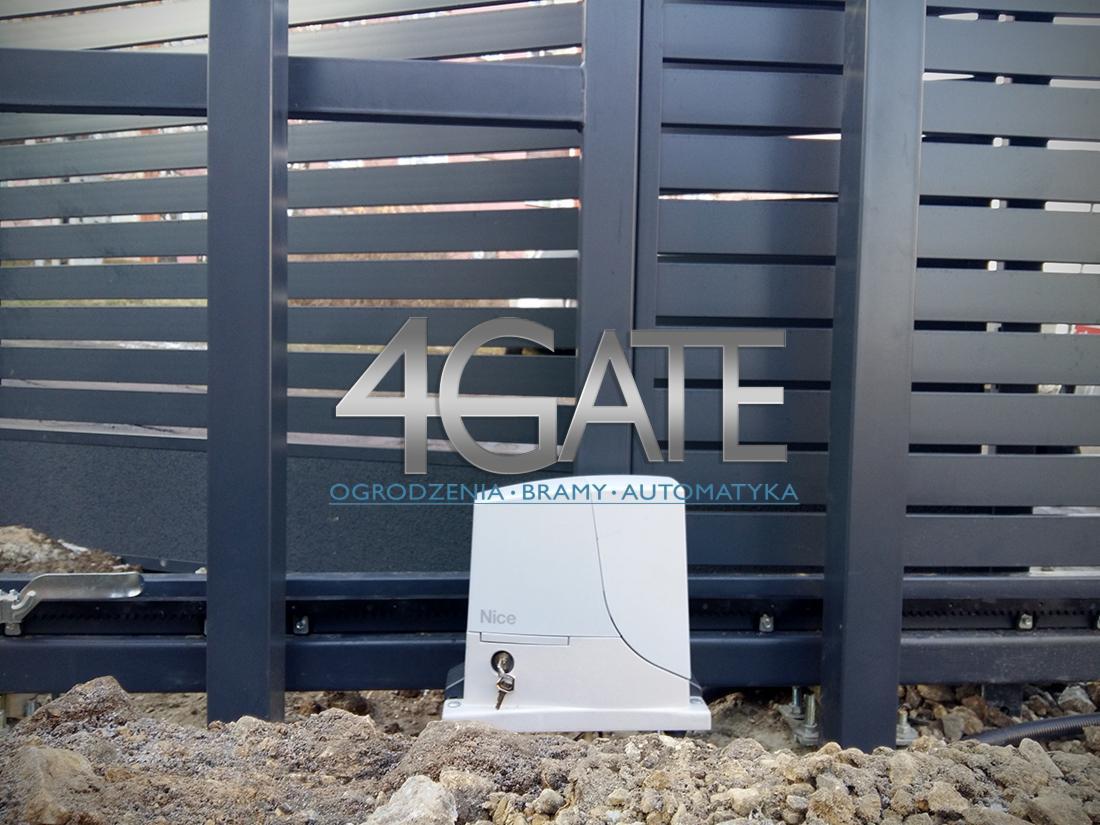 Genialny Napędy do bram, Montaż serwis, Licencjonowany instalator Nice SJ01