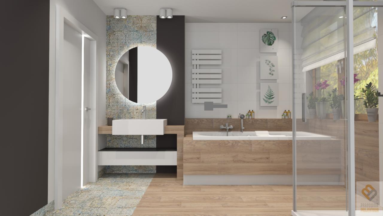 Projekt łazienki Rzeszów Oferta Nr 149923 Oferteopl