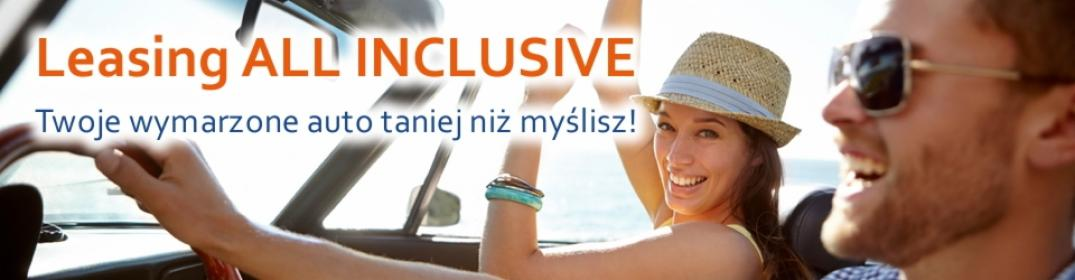 Leasing ALL INCLUSIVE, oferta