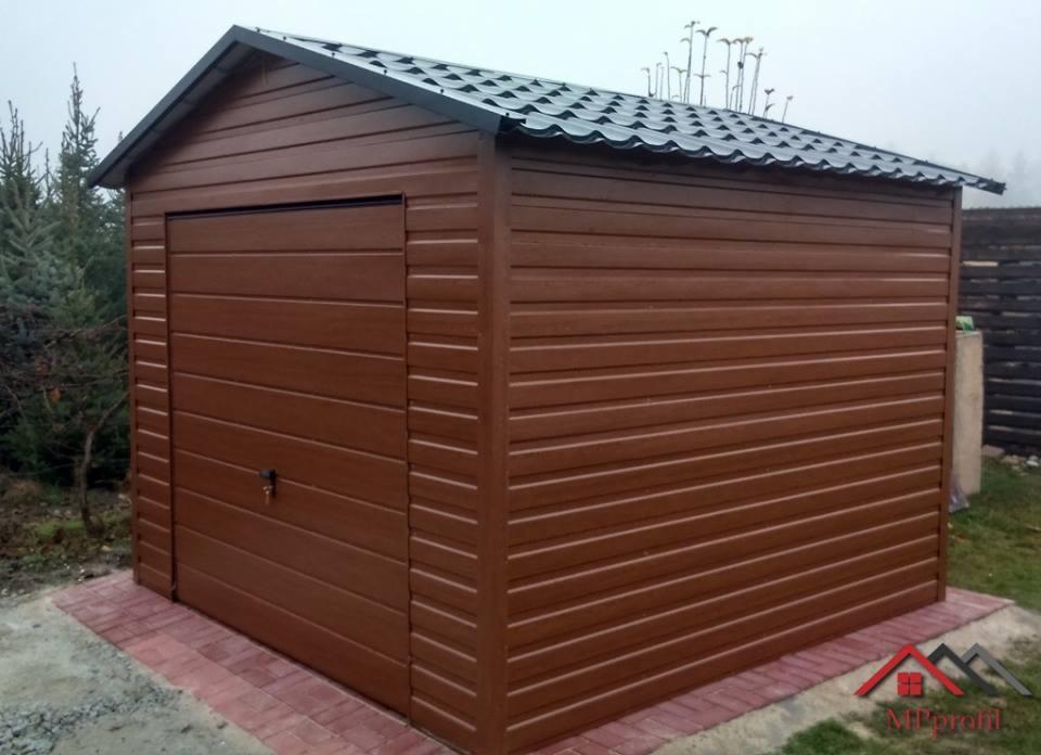 Garaż Schowek Idealny Do Ogrodu 3x3 Mjodłownik Oferta Nr107941