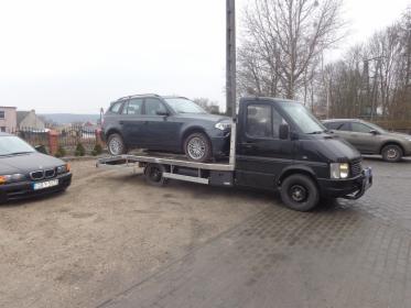 Autolaweta Transport Aut Laweta Samochody do 2 t, Bytów, oferta