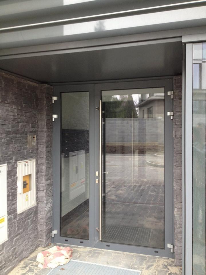 Drzwi Wewnetrzne I Zewnetrzne Pcv Aluminium Drewno Atrakcyjne Ceny