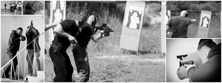 Kursy strzeleckie, na licencje KPOF