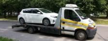 Transport samochodów i motorów. Holowanie - Laweta, oferta