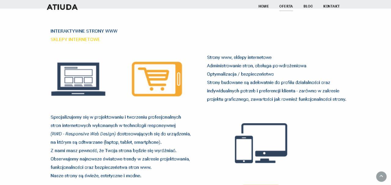 20e355f27799d Projektowanie stron internetowych Nysa - Oferta nr 112845 - Oferteo.pl