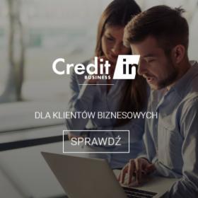 Kredyt na start, Kredyt inwestycyjny, Kredyt obrotowy, Kredyt bez ZUS i US, oferta