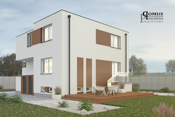Ppdomus Projekt Elewacji Oferta Nr113251 Oferteopl