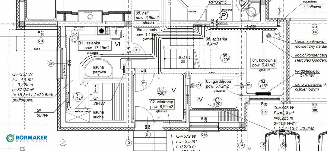 Modish Wykonanie projektu instalacji grzewczej - Oferta nr120161 - Oferteo.pl HJ63