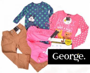 George Odziez dziecieca