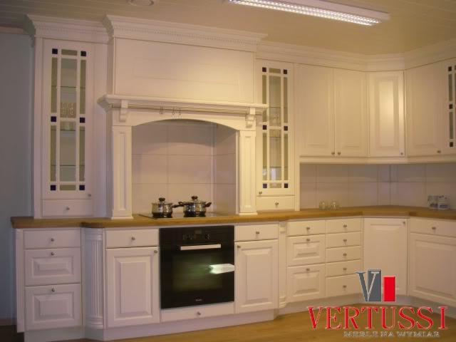 Meble kuchenne Kuchnia w stylu Angielskim Mstów  Oferta nr 67614  Oferteo pl
