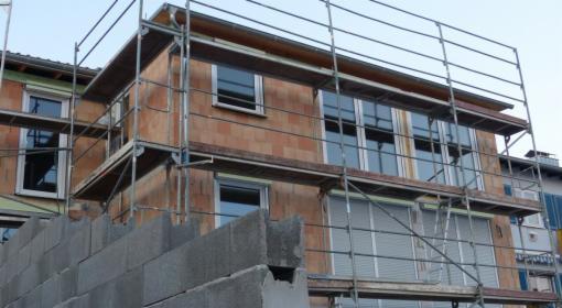 Remonty budynków, bloków, domów