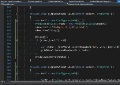 Usługa programistyczna C#