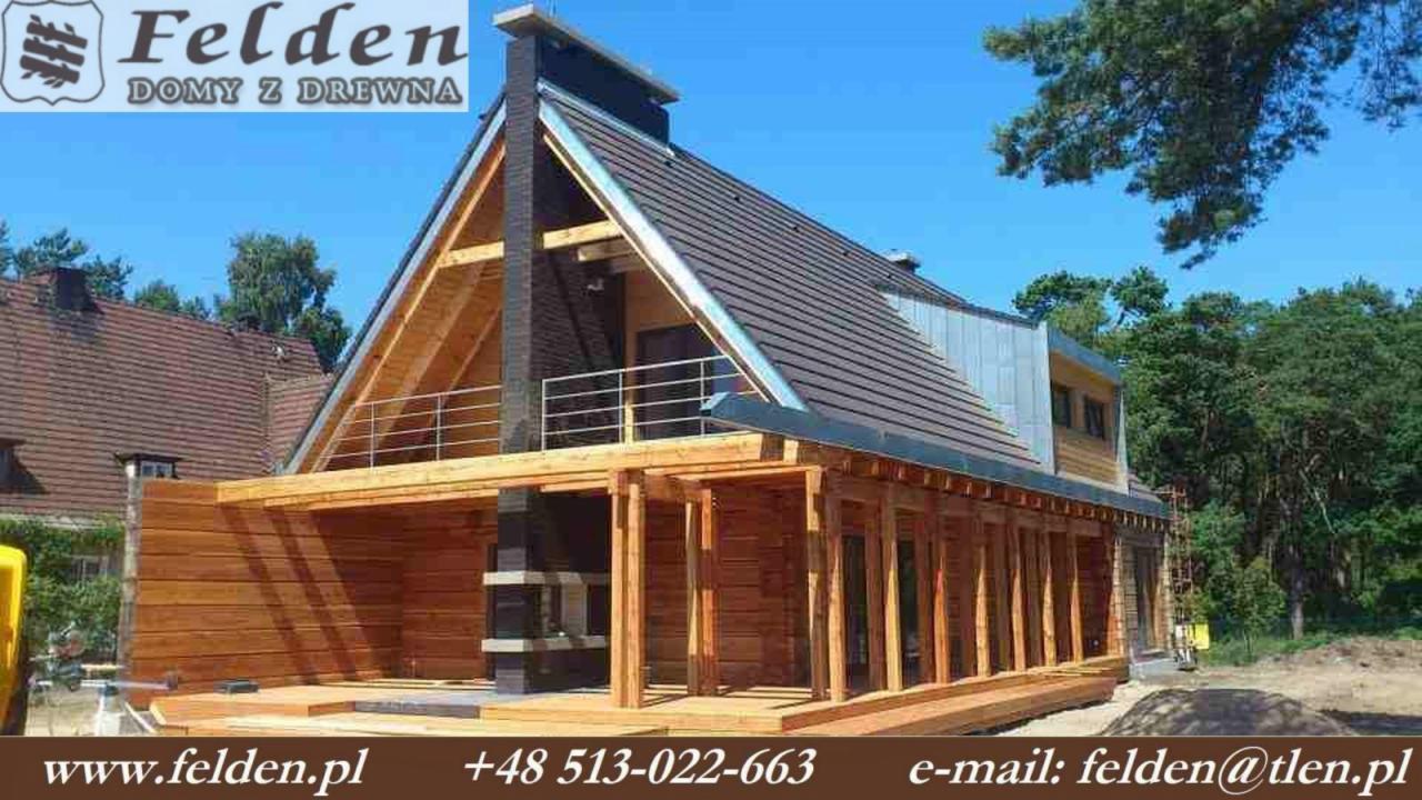 Ogromnie FELDEN - dom,domy,domki,karczmy,restauracje,zajazdy,wiaty,garaże z VX56