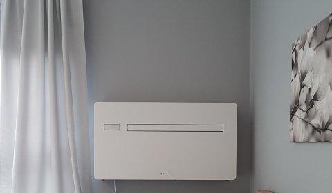 MONOKLIMA - klimatyzator bez jednostki zewnętrznej.