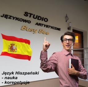 Język Hiszpański Oświęcim nauka korepetycje konwersacje kursy online, oferta
