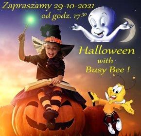 Halloween 2021 w Busy Bee Oświęcim !, oferta