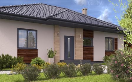 Dom z Kermazytu MP1