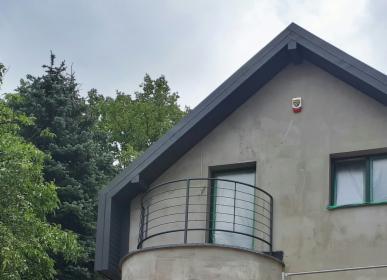 Wykonanie balustrad na balkony, tarasy, Kraków, oferta