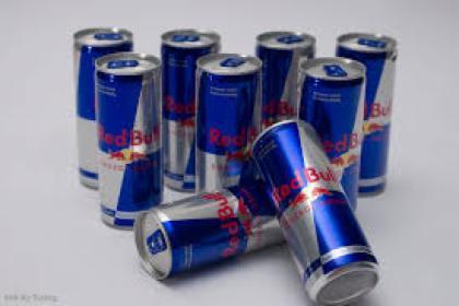 Oryginalny RedBull Energy Drink